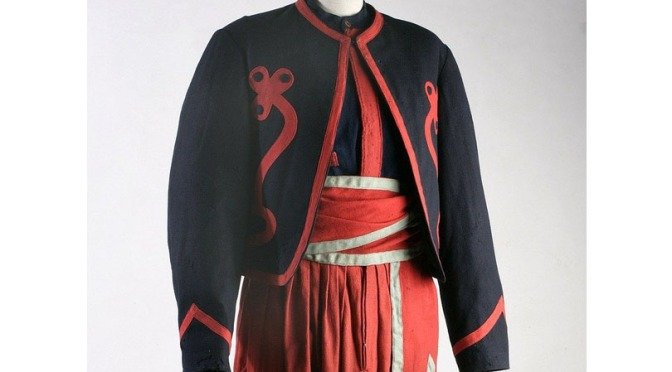 Ramblings on the History of the Zouave Jacket